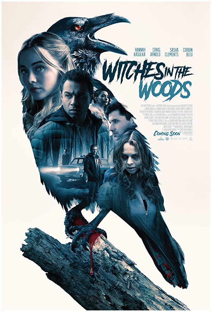 ดูหนัง Witches In The Woods